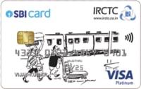 IRCTC SBI Platinum Card