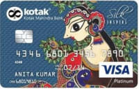 Kotak Bank  Silk Inspire Credit Card
