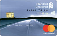 Standard Chartered Super Value Titanium Card