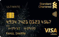 Standard Chartered Ultimate Card