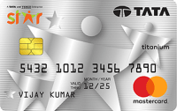 TATA STAR Titanium Card