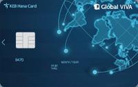 KEB하나카드 1Q Global Viva 카드