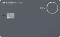삼성카드 THE 0 (포인트)