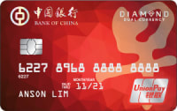 BOC Zaobao Credit Card