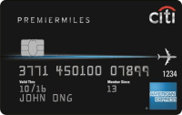 Citibank PremierMiles American Express Card