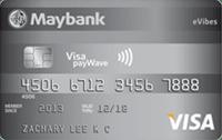 Maybank eVibes Card
