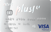 NTUC Plus! Visa Debit Card