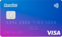 Revolut Standard Debit Card