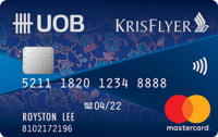 KrisFlyer UOB Debit Card