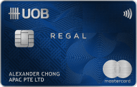 UOB Regal Business Metal Card