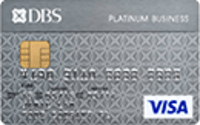 DBS Visa Platinum Business Card