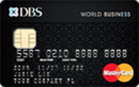 DBS World Business Card