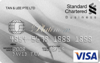 Standard Chartered Business Platinum Card
