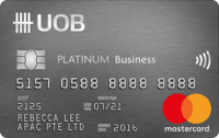 UOB Platinum Business Card