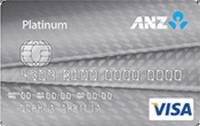 ANZ Platinum Visa Credit Card