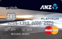 ANZ Switch Platnium Card