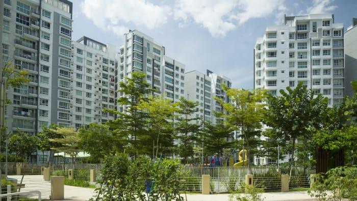 Punggol HDB Flats