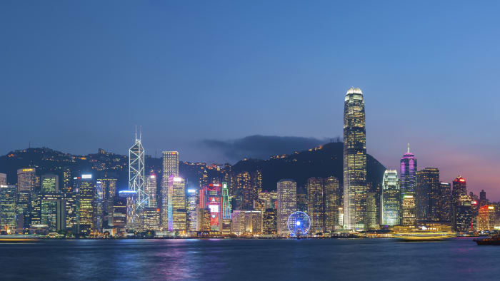 Real Estate Data Suggest COVID-19 Is Influencing Hong Kongers to Move Away From Central Areas
