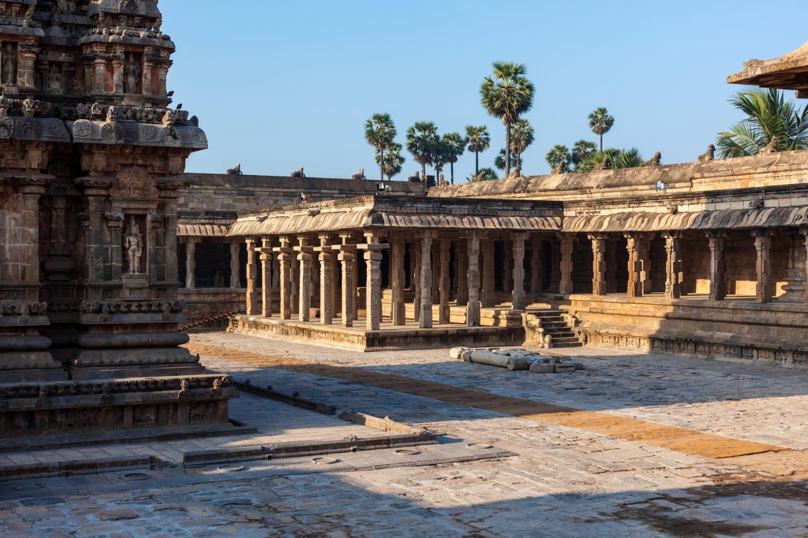 Airavatesvara Temple, Darasuram, Tamil Nadu