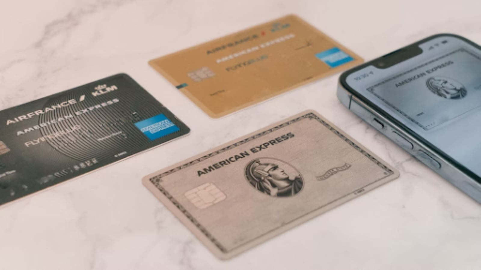 Graph showing American Express Earnings