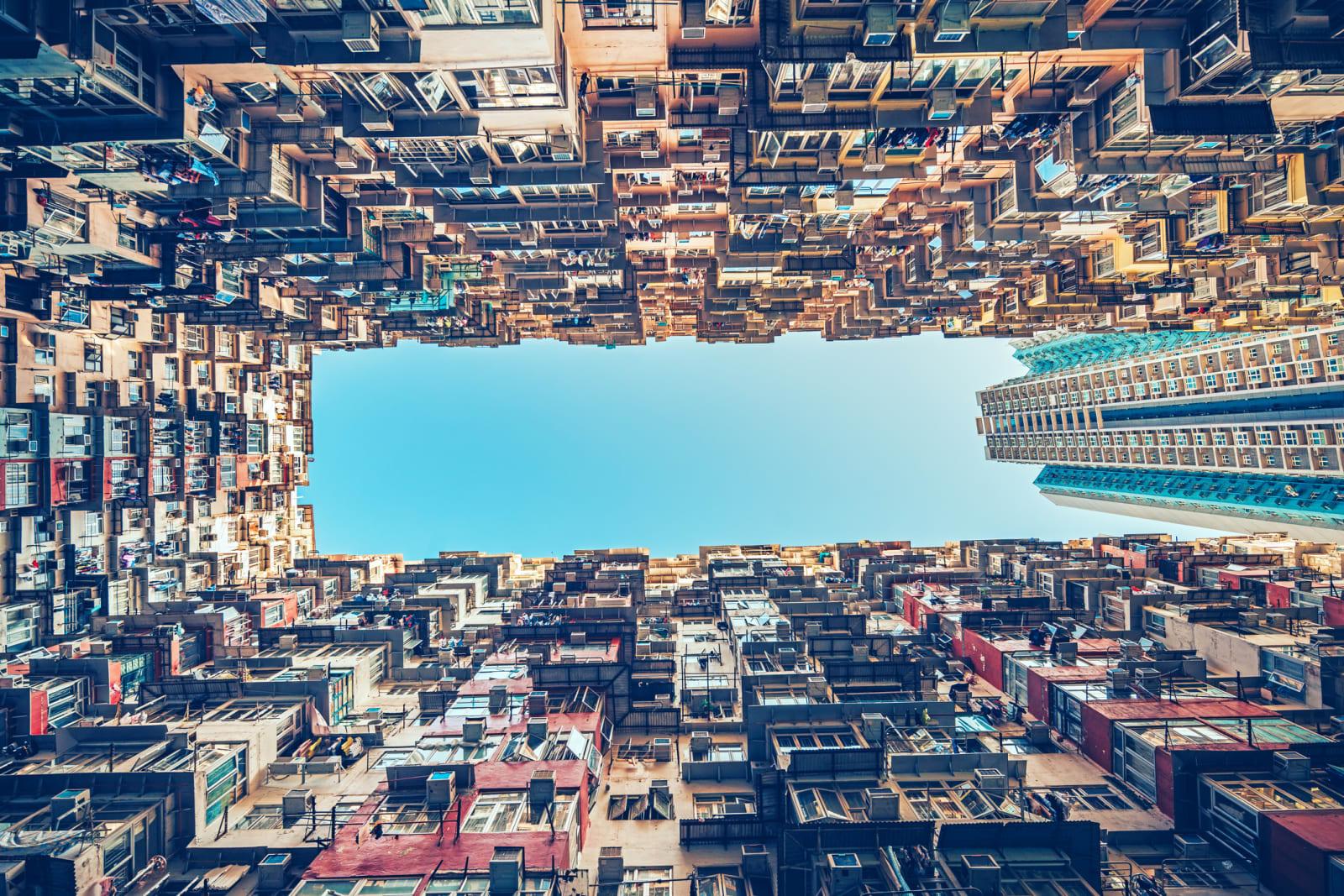 홍콩 아파트