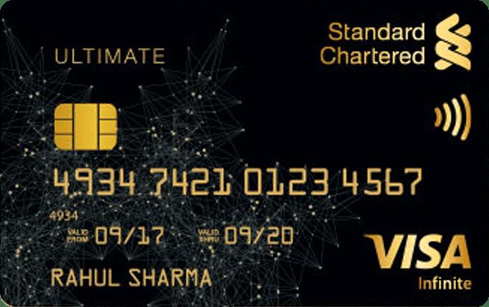 Standard Chartered Bank Ultimate Credit Card