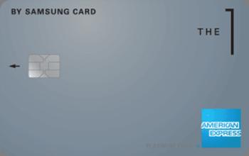 삼성카드 THE 1