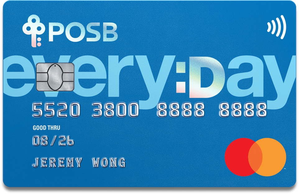 POSB Everyday Card: Is It Worth it? - Credit Card Review