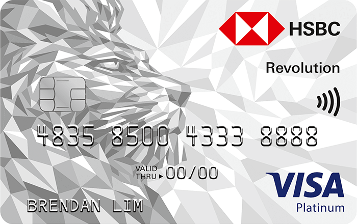 HSBC Revolution Card: Who Should Get It? - Credit Card Review