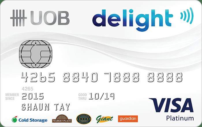 UOB Delight Card