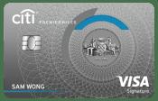 Citi-Premier Miles Card