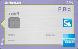 신한 B.Big 카드 Image