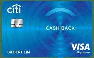 Citi Cash Back Image