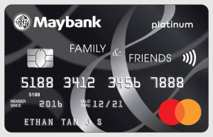 Maybank Family & Friends Image