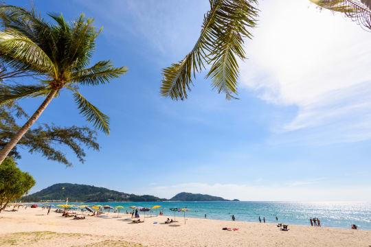 Hat Patong Beach
