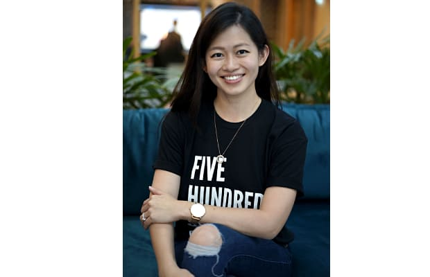 Ee Ling Lim, founder of Singapore start-up SmarterMe
