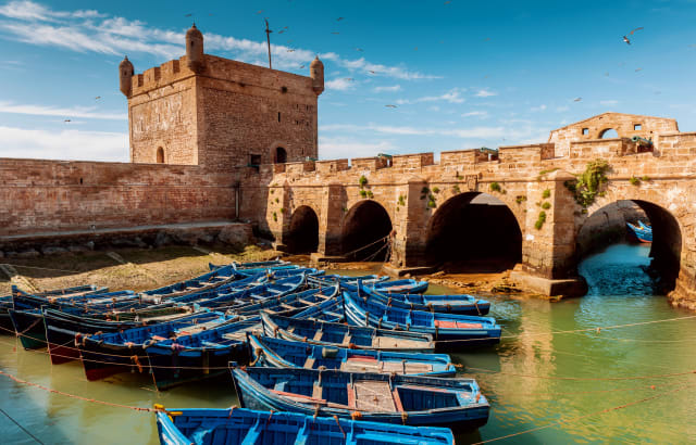 Essaouira, Morocco was the location set for Astapor in Game of Thrones