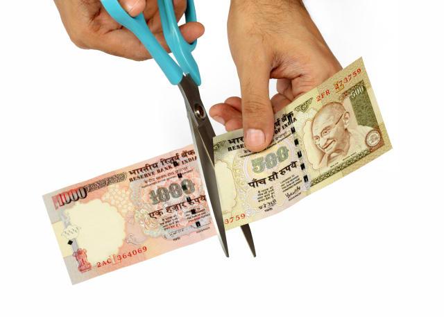 Indian Rupee Bill