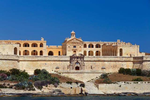 Fort Manoel was used as the Game of Thrones filming location for the Great Sept of Baelor