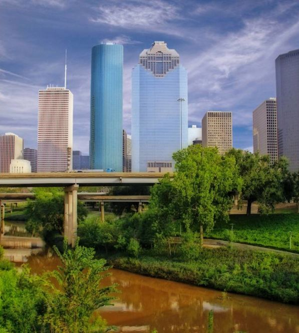Buffalo Bayou Park cover