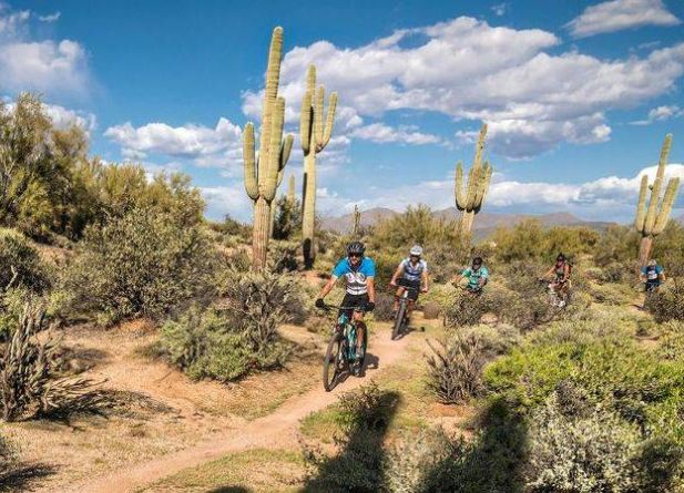 Find Adventure in Scottsdale