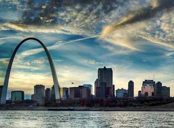 "St. Louis, or ""The Gateway to the West"" is a great"