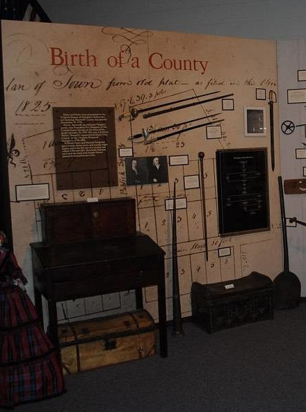 Birth of a County cover