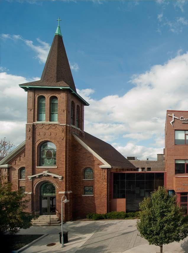 Cristo Rey Jesuit High School Chapel cover