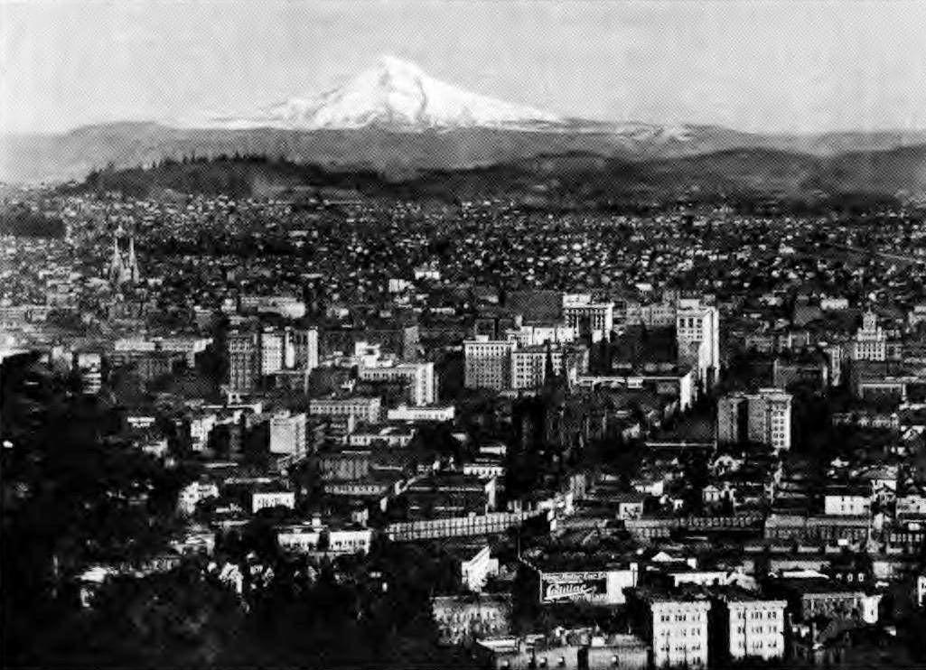 History of Portland