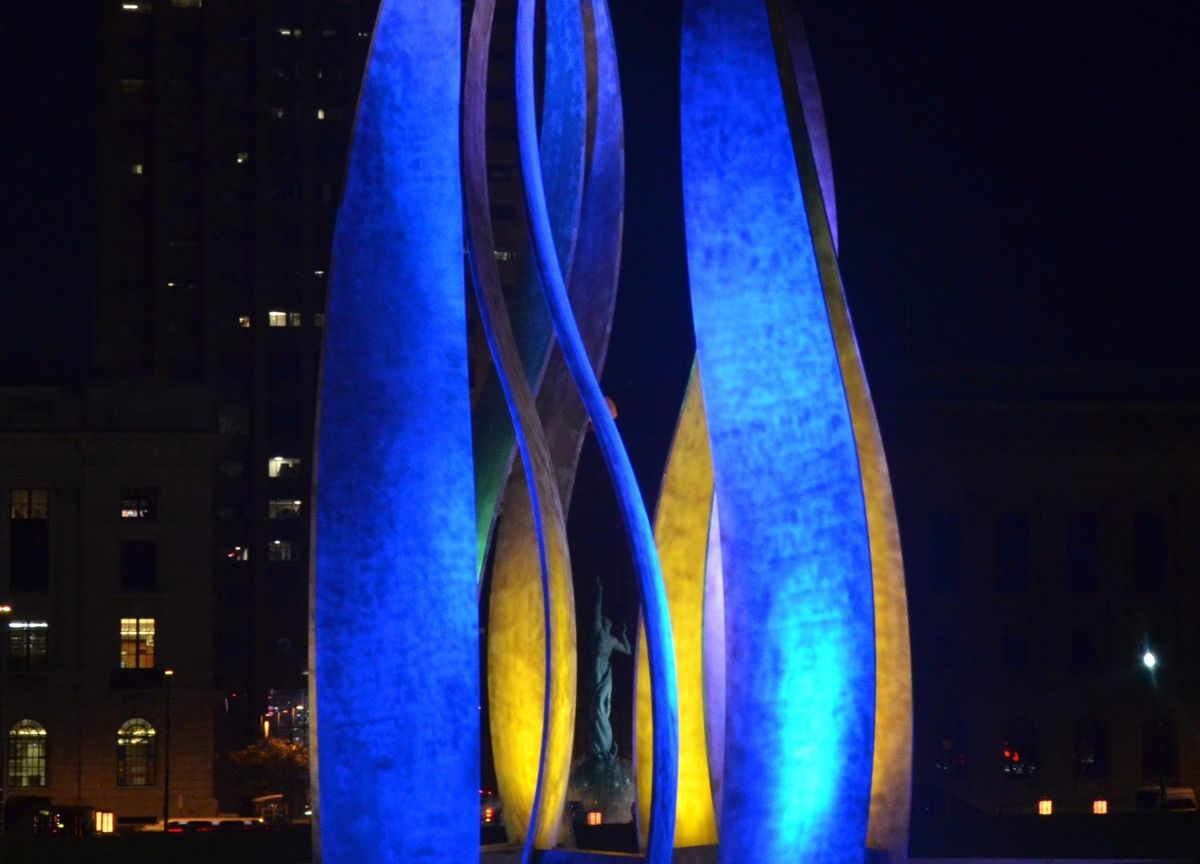 Touring Cleveland's Public Art
