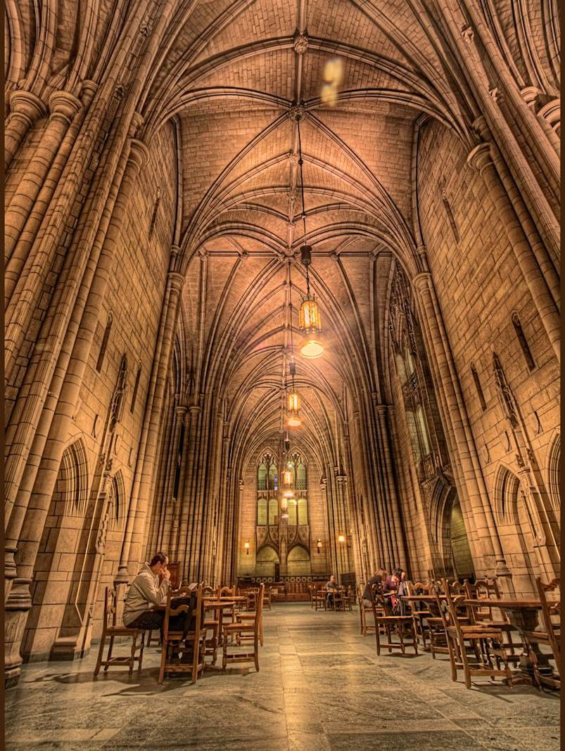 Cathedral of Learning cover