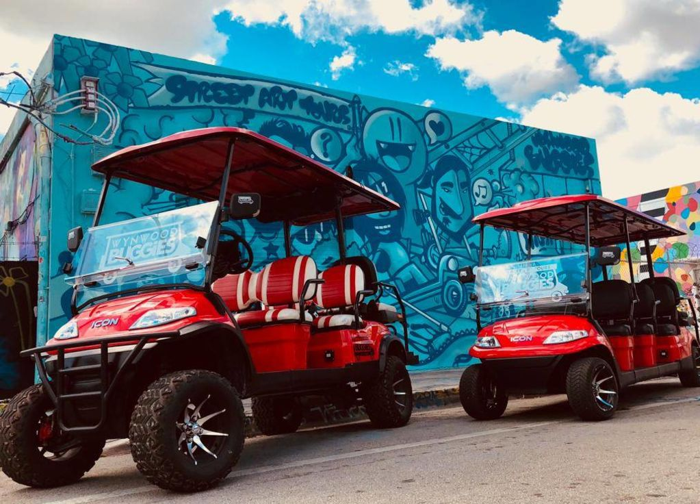 Wynwood Buggies Tours