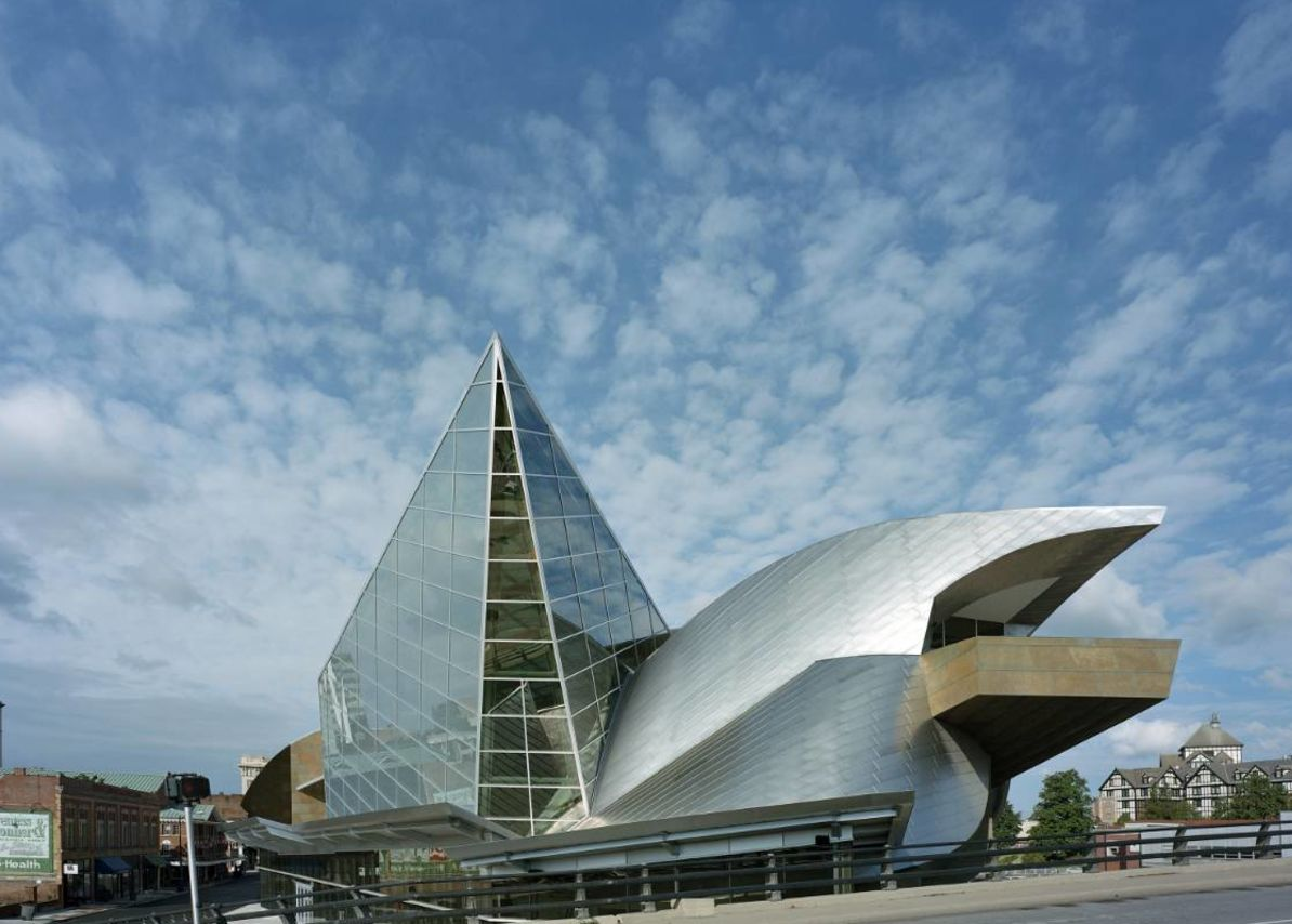 Taubman Museum of Art: Explore our Galleries