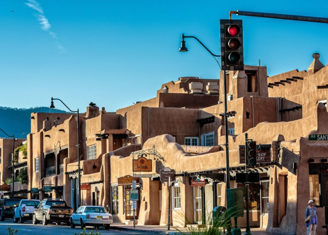 A Guide to Santa Fe's Coolest Neighborhoods